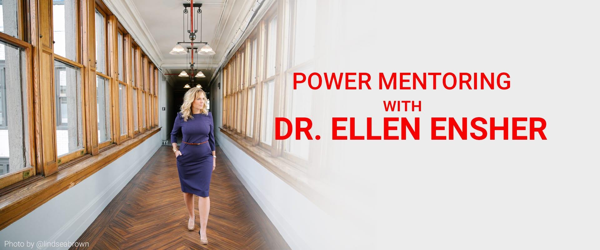 LinkedIn Learning - Lynda.com - Mentoring Network and Success Strategies - Ellen Ensher