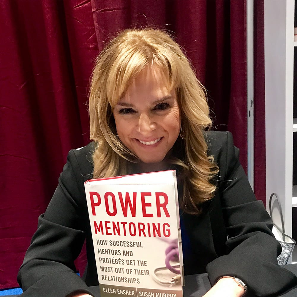 Mentoring Network and Success Strategies - Ellen Ensher
